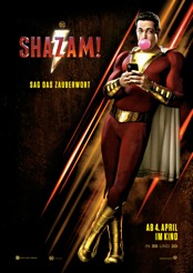 Filmplakat zu Shazam