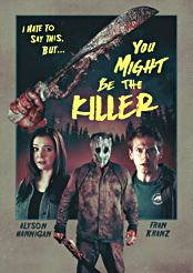Filmplakat zu You Might Be the Killer
