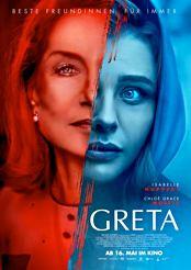 Filmplakat zu Greta