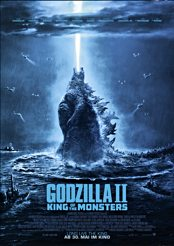 Filmplakat Godzilla II: King of the Monsters