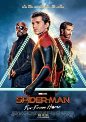 Filmplakat Spider-Man: Far from Home