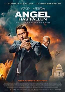 Filmplakat zu Angel Has Fallen