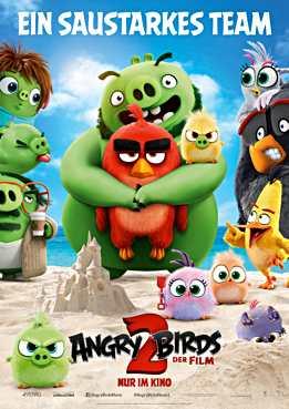 Filmplakat zu Angry Birds 2