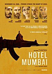 Filmplakat zu Hotel Mumbai