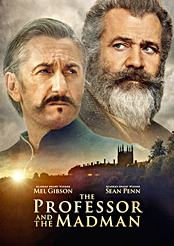 Filmplakat zu The Professor and the Madman