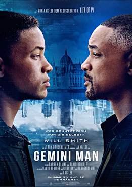 Filmplakat zu Gemini Man