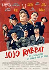 Filmplakat zu Jojo Rabbit
