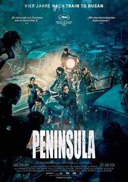 Filmplakat zu Peninsula